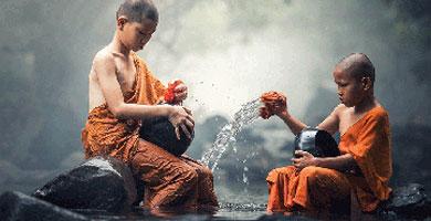 cuales son los rituales budistas