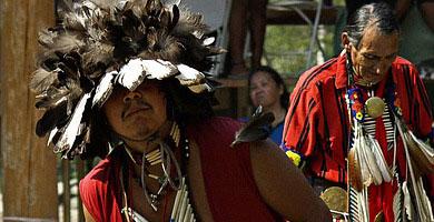 danzas rituales de los indios americanos