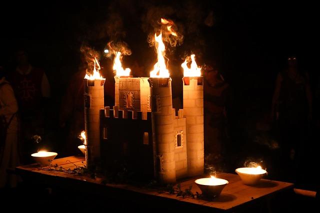 castillo cátaro en Francia