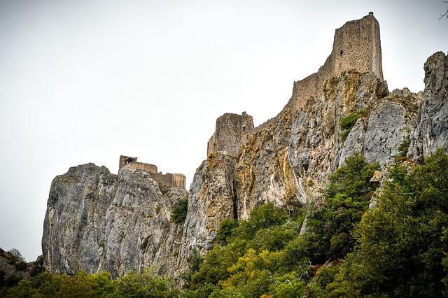 castillo cátaro