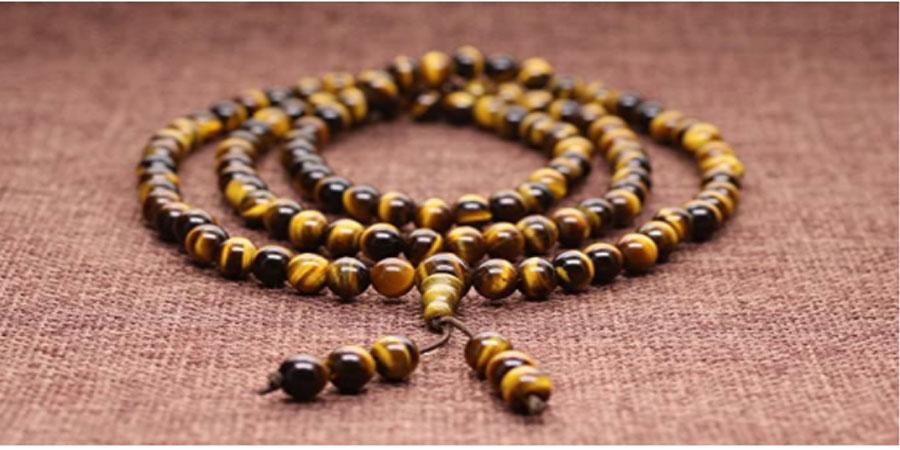 el rosario budista es un medio de protección mental