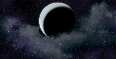 ritual con velas y aceite para la luna nueva
