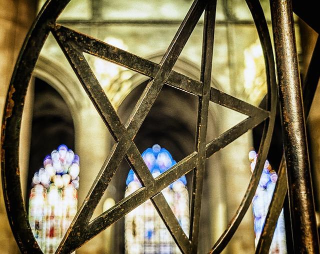 pentáculo wicca pentagrama