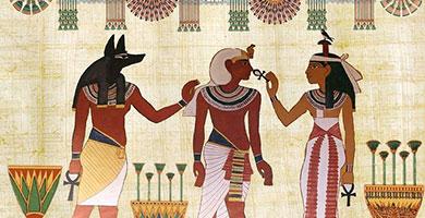 ritos del antiguo Egipto