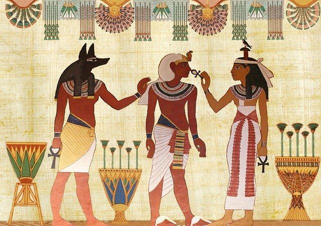 rituales religiosos egipcios